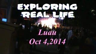 Exploring RL   PC&E Luau 20141004