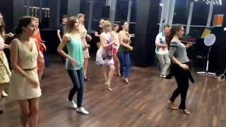 Natasha Chumakova — first class in Moscow