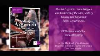 Martha Argerich plays Beethoven Piano Concerto No 1 - trailer