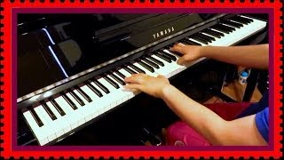 Let's Do It (Let's Fall In Love) - By Cole Porter,  Piano Cover By musicnstamps