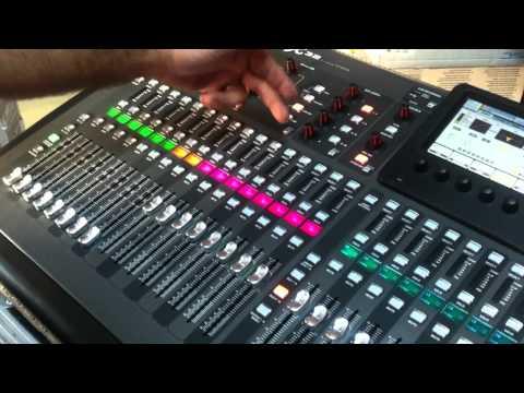 Bati Muzik Market Behringer Digital Mixer X32 Türkçe Anlatımlı Eğitim 3 Efekt Kullanımı