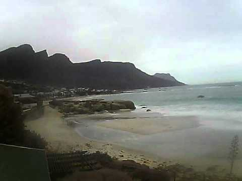 Timelapse Video – Glen Beach & Camps Bay – 01/01/2011