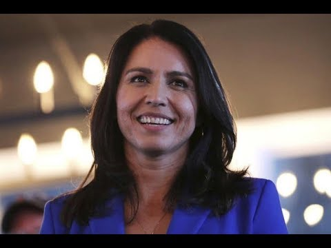 Tulsi: I'd Drop Charges On Assange & Pardon Snowden