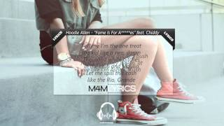 "Hoodie Allen - ""Fame Is For Assholes"" feat. Chiddy 