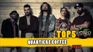 Quartiere Coffee @ TOP5 World Reggae Contest 2016 [Announcement]