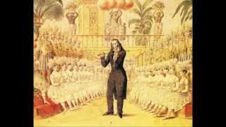 Salvatore Accardo Capriccio N  13, Niccolò Paganini (la risata del diavolo)