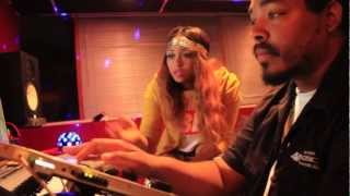 Miguel - Adorn (Remix) Feat. NessaSary [Official Video]