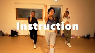 Instruction Demi Lovato & Jax Jones Choreography by Yumeri Chikada