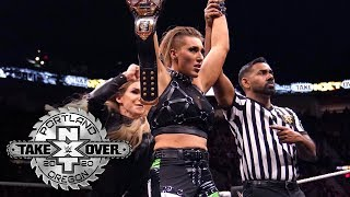 Flair sets WrestleMania showdown with Ripley: NXT TakeOver: Portland (WWE Network Exclusive)