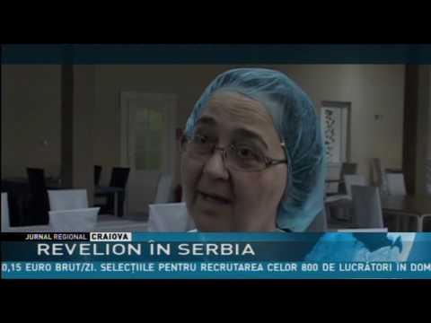 REVELION ÎN SERBIA