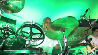 Pablito Drum live in Miami Beach! Capoeira and Drums!
