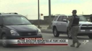 Tiroteio em base militar deixa 1 pessoa morta e 8 feridas, no Texas