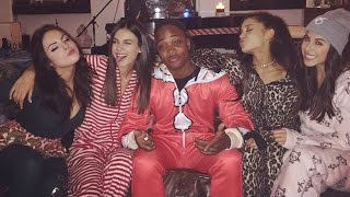 Victorious Cast Reunites for Onesie Party!