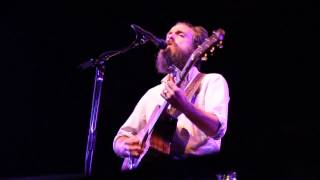 "Iron & Wine - ""Passing Afternoon"" LIVE at The Rialto Theatre, Tucson AZ"