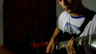 Linkin Park - Lying from you (live in texas) guitar cover