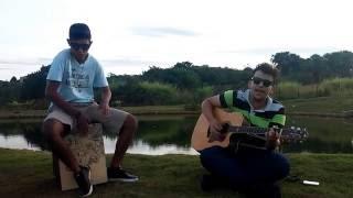 Incerteza Mateus e Kauan cover (Deymisson Rodrigues)