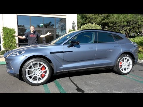 Aston Martin DBX Individual