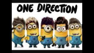 One Direction - You & I (Minions Voice)