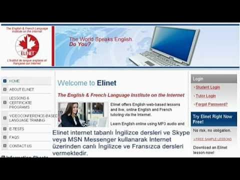 Online İngilizce öğrenin, Fransızca öğrenin