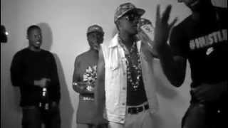 E-40, Kanye West, and Big Sean BET Cypher Spoof