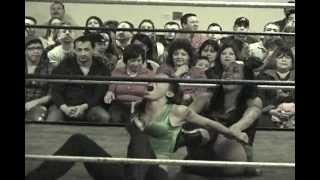 POWW Wrestling - Nikki St. John debuts vs. Melanie Cruise width=