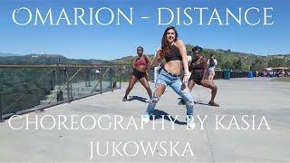 Omarion - Distance || Choreography by Kasia Jukowska