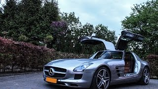 RIDE: Loud Mercedes-Benz SLS AMG (Onboard Accelerations)