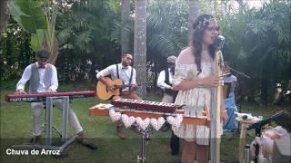 CHUVA DE ARROZ (Luan Santana) por Áquila Castro - Música para Casamento