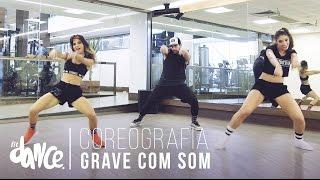 Grave com Som - MC Davi - Coreografia | FitDance - 4k