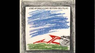 José Afonso - Eu Dizia