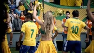 João Lucas e Marcelo   Novo clipe 'Eu quero tchu tcha tcha' com neymar e cia