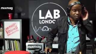 Juan Atkins - Live @ Mixmag Lab LDN [12.11.2015] (Detroit Techno, Disco)