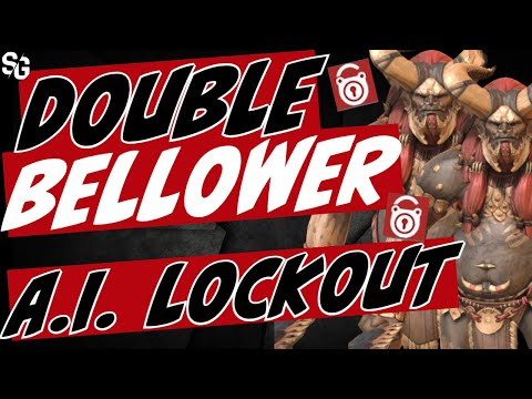 2 Bellowers for DT HARD! only using A1. Lets run it! Raid Shadow Legends