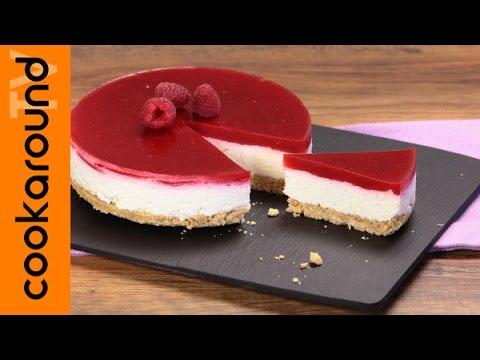 Ricetta cheesecake ai frutti di bosco senza cottura - Attrezzi da cucina per dolci ...