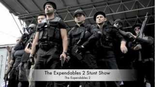Expendables 2 - Live Stunt Show Toronto