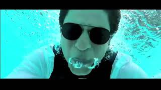 Zero || Shahrukh Khan || Second teaser under water || PROMOTION in water || width=