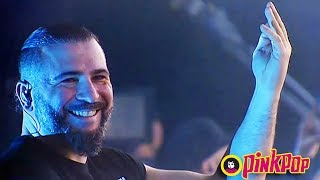 System Of A Down - Soldier Side intro / Suite Pee live [PinkPop 2017] 【HD | 60 fps】