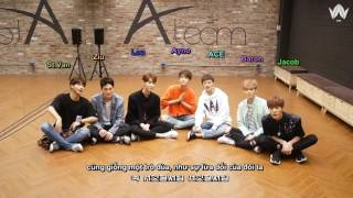 A B C Middle of the Night - VAV 브이에이브이  Fan chant Video + vietsub