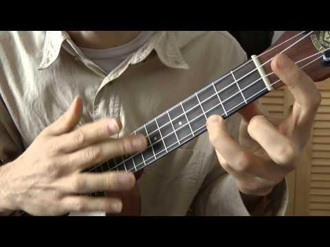 comment jouer Rivers of Babylon de BONEY M au ukulélé