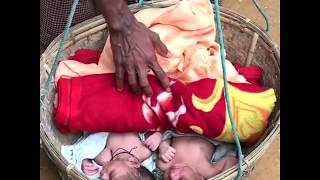 罗兴亚新生儿逃难孟加拉