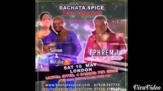 Ephrem J - Mi Lluvia De Amor (Bachata Spice Promo 2015)