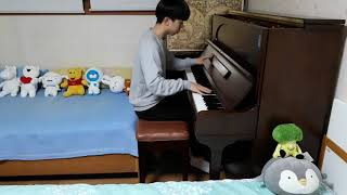 One Republic - Counting Stars (piano cover)