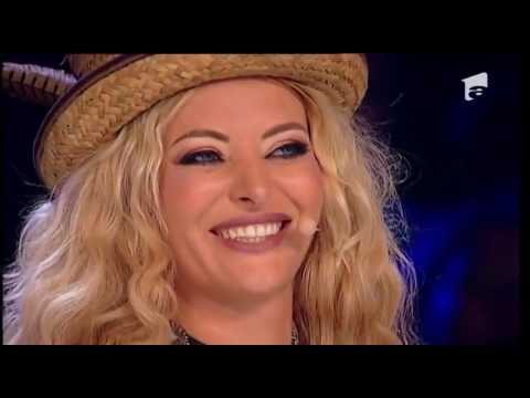 "Cher - ""If I could turn back time"". Vezi aici cum cântă Davitean Tatevik, la X Factor!"