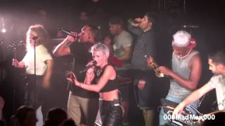 Rudimental - Ready or Not - HD Live at Maroquinerie, Paris (30 September 2013)