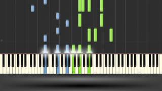 The Hanging Tree - Piano tutorial (The Hunger Games: Mockingjay Pt.1)