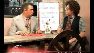 Telerural - Entrevista: Maior Anão do Mundo