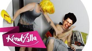 ♫ PARÓDIA Os Cretinos e MC WM - Qual Bumbum Mais Bate (KondZilla)