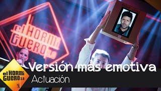 Homenaje a Alejandro Sanz con la versión más emotiva de 'Corazón Partío' - El Hormiguero 3.0