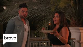 Shahs Of Sunset: Why Did Mike Just Tell MJ She Had 'Half the City'? (Season 7, Episode 8) | Bravo