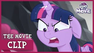 Twilight Yells at Pinkie (And Gets Captured by Tempest) | My Little Pony: The Movie [Full HD]